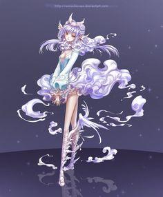 Anime Isobel by ZenithOmocha on DeviantArt