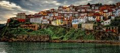 Place: Lastres / Asturias, Spain. Photo by: Manuel Lancha (500px.com)