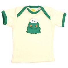 Frog Cream Lap Tee