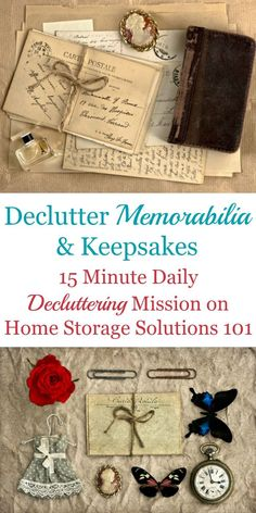 How to declutter mem
