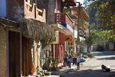 charming little village of Sayulita