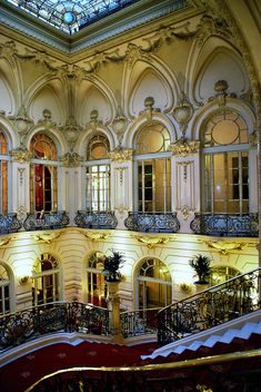 Casino de Madrid - so lucky to have attended such an elegant wedding here in 2012