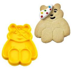 Pudsey Cookie Cutter