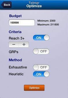 Keystone Cross Media App for Better Advertising Plans #Telmar #Keystone #iosapp