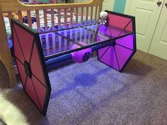 This Star Wars Fangirl Has The Coolest, Pinkest Bedroom