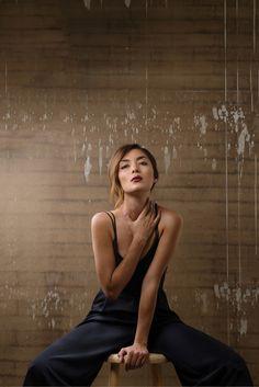 Patricia Mares by VC #vivianacardona #portraits #vanityfair #inspired #editorial #studio #lighting