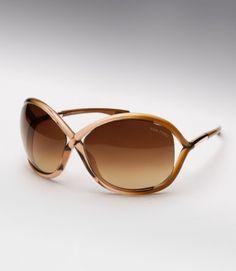 "Tom Ford sunglasses - ""Whitney"". Got it!"