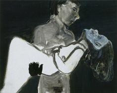 artist marlene dumas | The image as burden' Reproduction in catalogue. Photo: Gino d'Artali