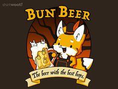 Bun Beer for $7 - $10 - woot.com