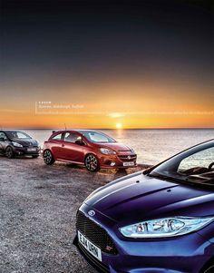 EVO magazine: Audi S1 vs Polo GTi vs Corsa VXR vs Ford Fiesta ST vs Cooper Works