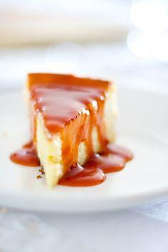 cheesecake de gorgonzola