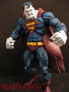 Ea A A Ec C Bb E Superman Superman Marvel Legends on Dc Universe Classics Killer Croc