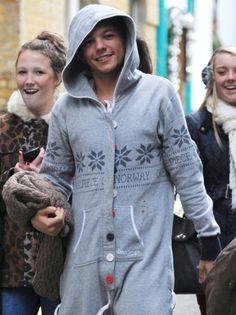 Louis in his onesis