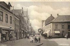 Een oudje uit de Willemstraat