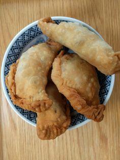 Malaysian Curry Puffs - World Food Tour