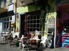 slörm, coffee & lunch l Danziger Straße 53 | Berlin