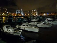 Puerto del Buceo . Montevideo