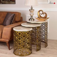 [New] The Best Home Decor (with Pictures) These are the 10 best home decor today. According to home decor experts, the 10 all-time best home decor. Unique Coffee Table, Coffee Table Design, Coffe Table, Iron Furniture, Furniture Design, Dressing Design, Guest Room Decor, Metal Side Table, Foyer Decorating