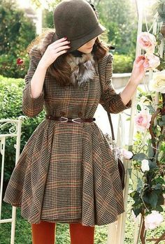 if I could pick an outfit for a fall catalog, well, this would be it!