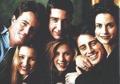 Friends, uma das melhores. Muito amor.