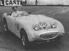 Mk1 Sprite Photographic Database - frogeye Frog Eye, Austin Healey Sprite, Mg Midget, Rally Car, Mk1, Historical Photos, Old Cars, Ford, Racing