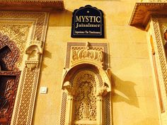 Jaisalmer Mystic Jaisalmer Hotel India, Asia Set in a prime location of Jaisalmer, Mystic Jaisalmer Hotel puts everything the city has to offer just outside your doorstep. The property features a wide range of facilities to make your stay a pleasant experience. Service-minded staff will welcome and guide you at the Mystic Jaisalmer Hotel. Guestrooms are fitted with all the amenities you need for a good night's sleep. In some of the rooms, guests can find television LCD/plasma ...