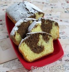 chec de post Sweet Recipes, Cake Recipes, Vegan Recipes, Romanian Food, Romanian Recipes, Good Food, Yummy Food, Vegan Cake, Vegan Sweets