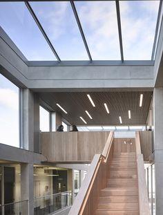 School of Engineering at Lancaster University / John McAslan + Partners