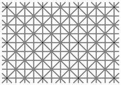 12 Black Dots (  #black #dots #eye #illusions #optical )