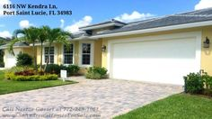 2 BR Townhome For Sale Near The Championship Turf Club at St. James in Port St. Lucie - 6116 NW Kendra Ln #StAndrewsParkVillas ‪ #6116NWKendraLnPortSaintLucieFL34983 #PotStLucieFLTownhouseForSale