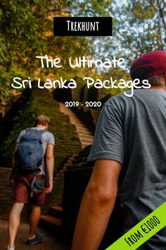 Trekhunt: Hiking, Biking, Climbing And More Anywhere In The World Adventure Activities, Adventure Tours, Paragliding, Mountaineering, Rock Climbing, Tour Guide, Rafting, Snorkeling, Sri Lanka
