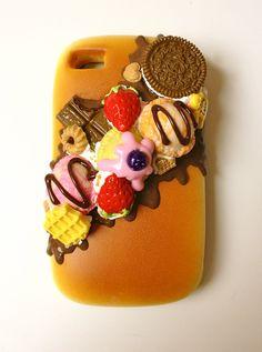 Sweet Bread Deco Phone Case