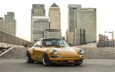 "itsbrucemclaren: ""Porsche 911Singer Vehicle Design comes to London """