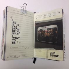 Art journal caitmceniff: amazing photo by leo berne – local man ruins everything – art