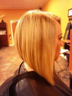 Best Long Angled Bob Haircuts | Bob Hairstyles 2015 - Short Hairstyles for Women