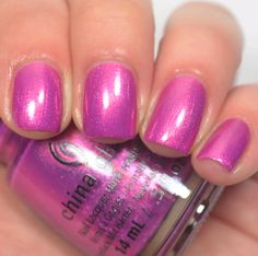 China Glaze - Shut The Front Door! - House of Colour collection for Spring 2016