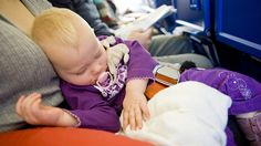 Top 3 Safety Tips for Flying with a Baby in Your Lap - Howcast.com