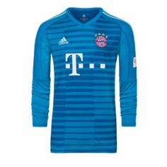 Gear up for the game with the adidas goalkeeper shirt line by FC Bayern München. Explore the collection in the FC Bayern fan store. Messi Soccer, Soccer Boys, Soccer Jerseys, Fc Bayern Munich, Fc Barcelona Logo, German Football League, Goalkeeper Kits, Team Uniforms, Jersey Shirt
