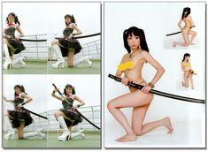 Tatakau Joshikousei: Character Pose Book - School Battle Version. - Anime Books