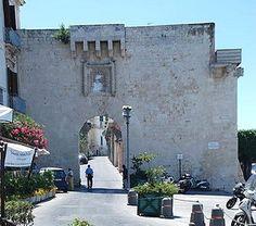 La Porta marina, Siracusa, Sicily