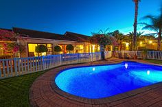 Bayside Guesthouse, one of the original guest houses in port Elizabeth, stylishly decorated, 4 Star accommodation in popular Summerstrand. Port Elizabeth, Nelson Mandela, Swimming Pools, Guest Houses, Outdoor Decor, Popular, Vacation, Star, Products