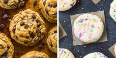 "All hail the ""unicorn cookie.""After an amazing vegan dinner (hummus and veggie pizza, anyone?), end the night right with one of these all-star cookie recipes. These creative confections will please …"