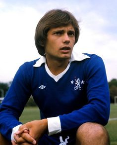 Box Canvas Print (other products available) - Ray Wilkins, the captain, at the club& Mitcham training ground. - Image supplied by PA Images - inch Box Canvas Print made in the UK Fc Chelsea, Chelsea Football, Ray Wilkins, Vintage Football, Retro Football, Football Kits, College Football, Rangers Fc, European Soccer