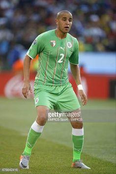 Madjid Bougherra Algeria