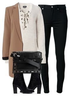 """""""Untitled #3870"""" by london-wanderlust ❤ liked on Polyvore featuring BLK DNM, Isabel Marant, Oasis, Givenchy and Zara"""