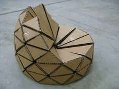 cardboard chair - Google Search