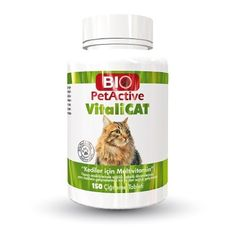 PetActive Vitalicat Kedi Multivitamin 150 Tablet