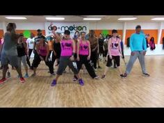 "▶ ""Turn Down for What"" by DJ Snake & Lil Jon - Choreo by Lauren Fitz for Dance Fitness - YouTube"