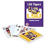 LSU Tigers Playing Cards