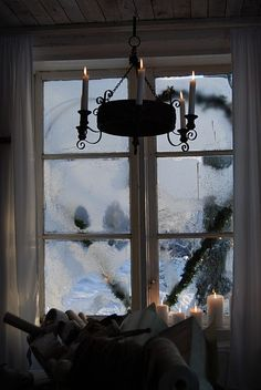 cosy feeling for winter